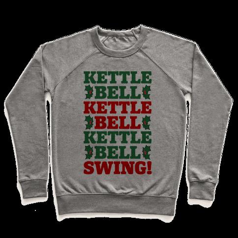 Kettlebell Kettleble Kettlebell Swing! Pullover