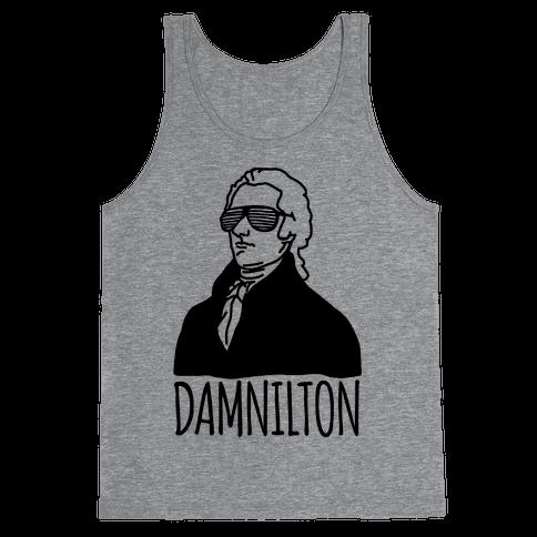 Damnilton Tank Top