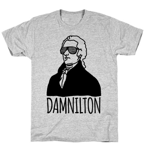 Damnilton Mens T-Shirt