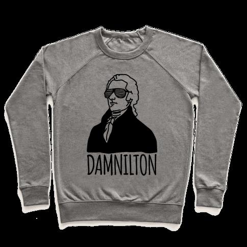 Damnilton Pullover