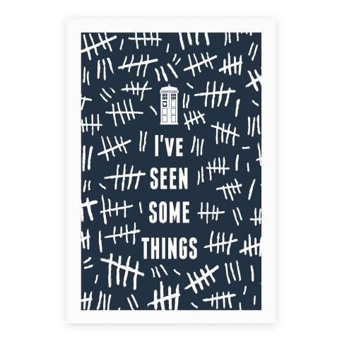 I've Seen Some Things Poster