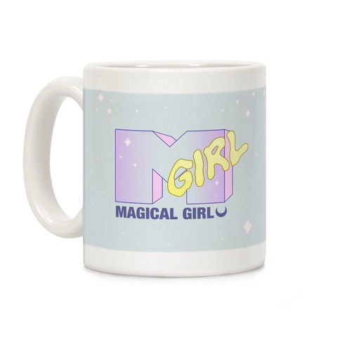 Magical Girl Coffee Mug