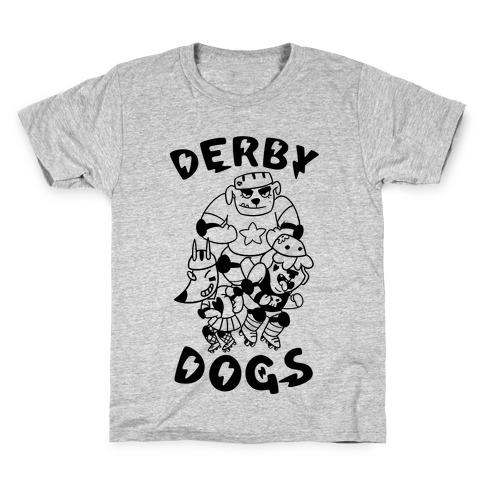 05f311df820 Derby Dogs Kids T-Shirt