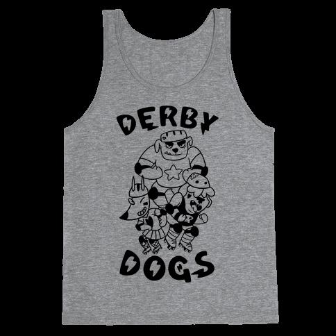 Derby Dogs Tank Top
