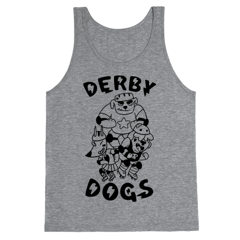 Derby Dogs Tank Top