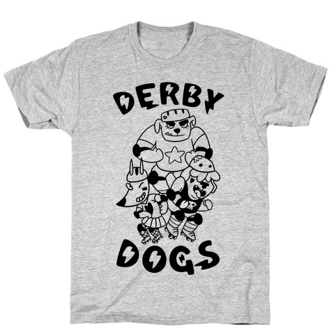 Derby Dogs T-Shirt