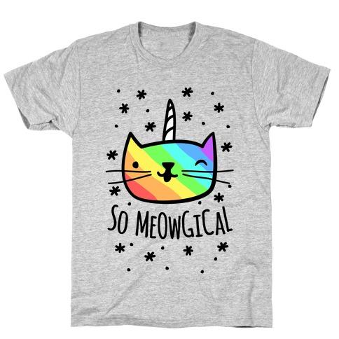 So Meowgical T-Shirt