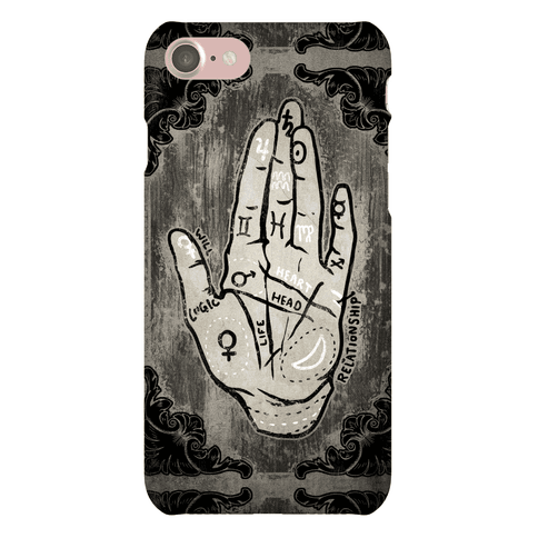 Palm Reading Phone Case