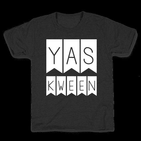 Yas Kween Yas Kween Kids T-Shirt