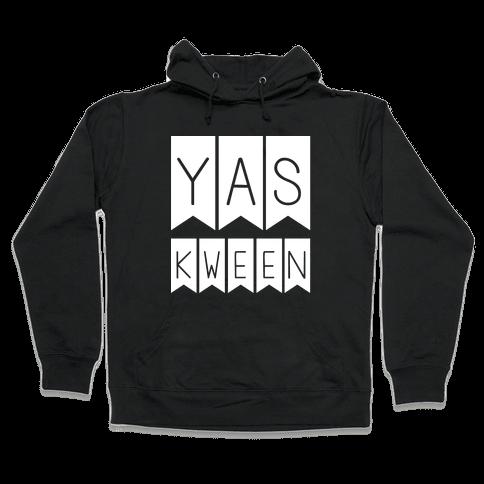 Yas Kween Yas Kween Hooded Sweatshirt