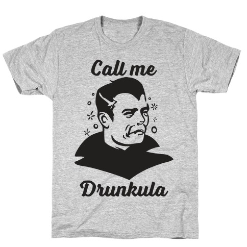 Drunkula Mens T-Shirt