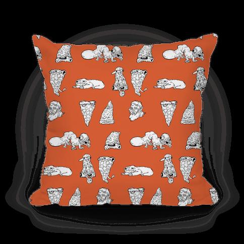 Rad Fortress Pillow