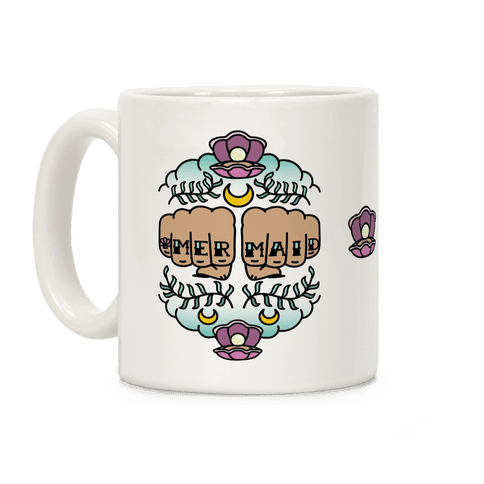 Mermaid Mug Coffee Mug