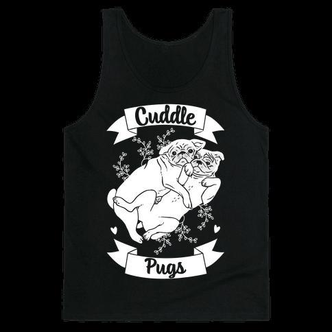 Cuddle Pugs Tank Top