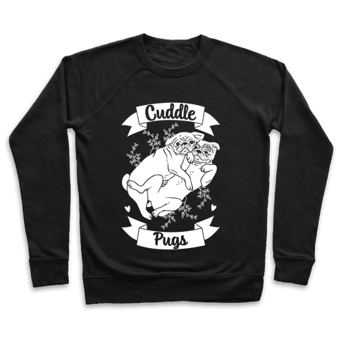 Cuddle Pugs Pullover