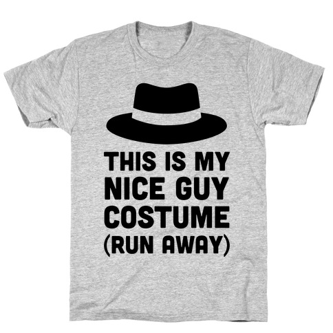 This Is My Nice Guy Costume T-Shirt