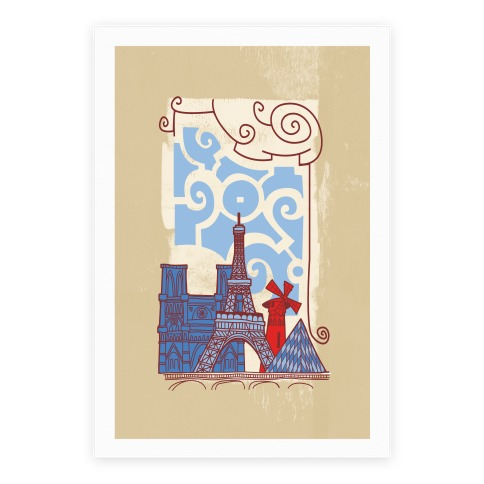 The City of Love Poster