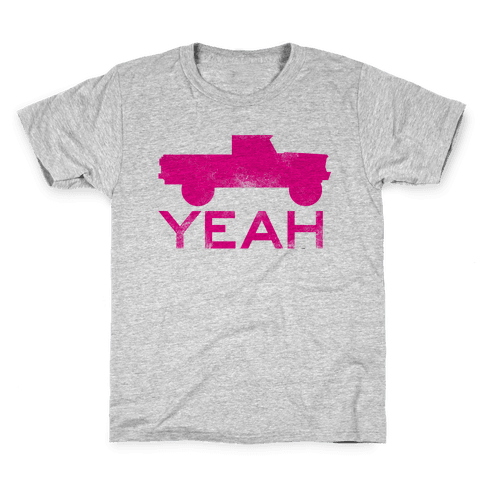 Truck Yeah Kids T-Shirt