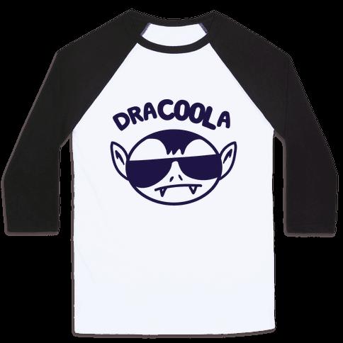 Dra-COOL-a Baseball Tee