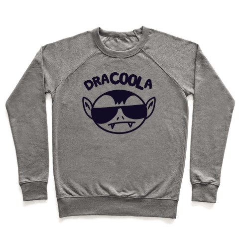 Dra-COOL-a Pullover
