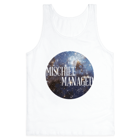 Marauders Tanks (Mischief Managed) Tank Top