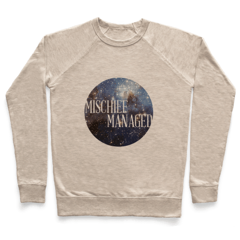 Marauders Tanks (Mischief Managed) Pullover