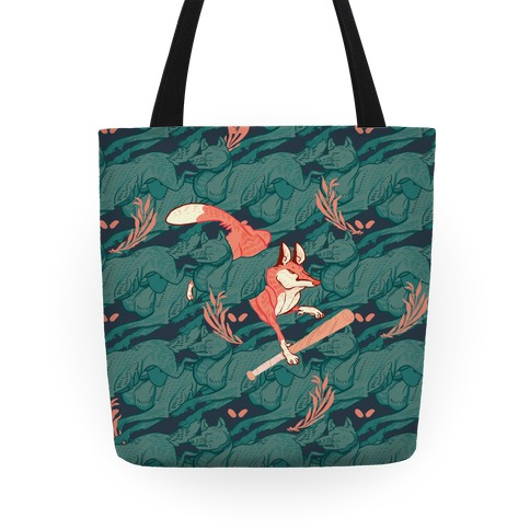 The Boy Who Runs With Wolves Tote