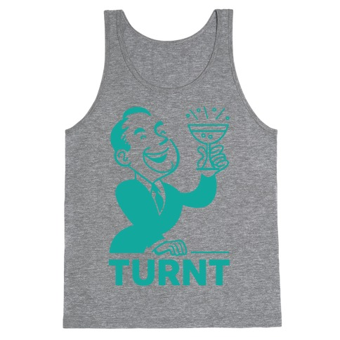 Turnt Gentleman Tank Top