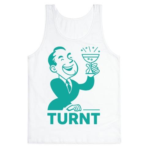 Turnt Gentleman Tank Top
