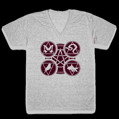 The Craft (tank) V-Neck Tee Shirt