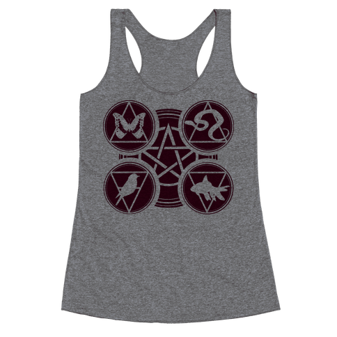 The Craft (tank) Racerback Tank Top