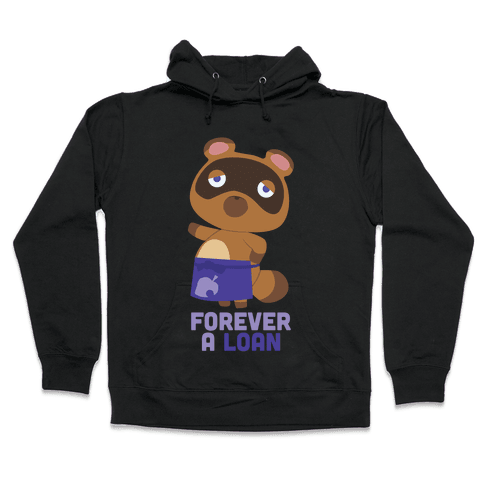 Forever A Loan Hooded Sweatshirt