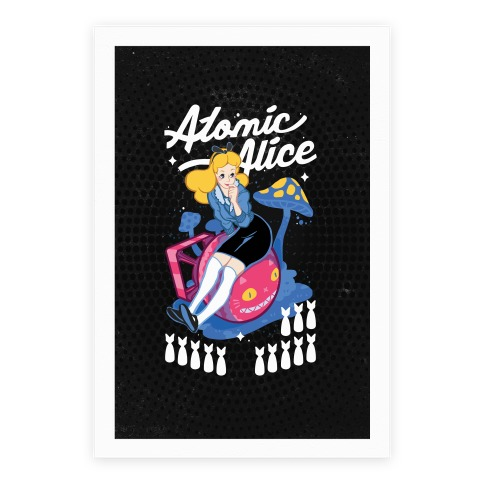 Atomic Alice Poster