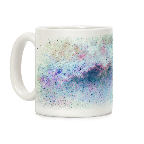 Milky Way Galaxy Coffee Mug