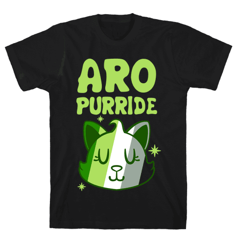 Aro Purride Mens T-Shirt