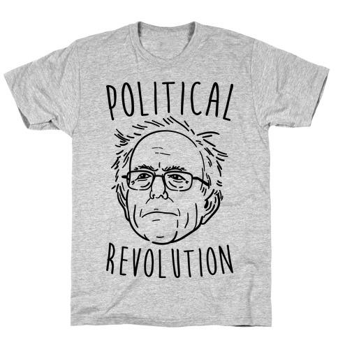 Bernie Political Revolution T-Shirt