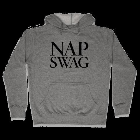 Nap Swag Hooded Sweatshirt