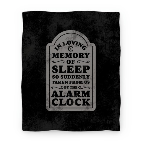 In Memory of Sleep Blanket