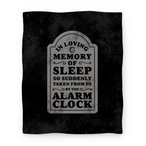 In Memory of Sleep Blanket