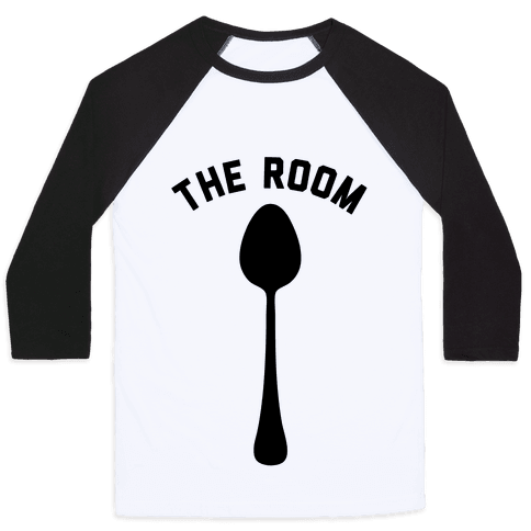 The Room Baseball Tee