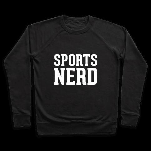 Sports Nerd Pullover