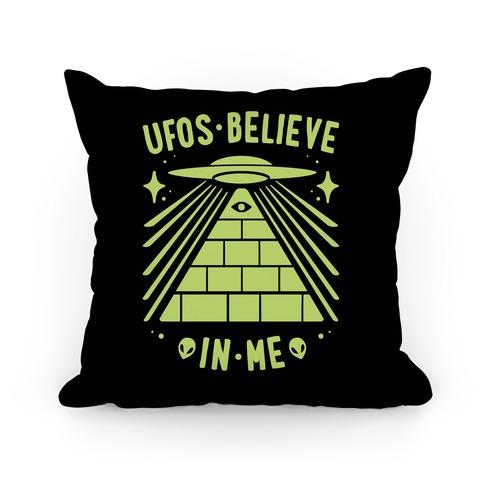 UFOS Believe In Me