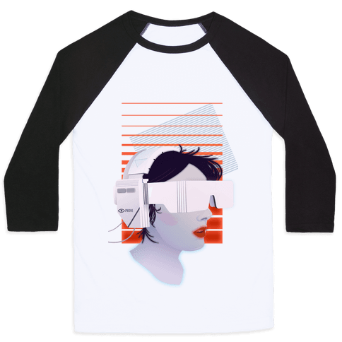 Eye-phone Baseball Tee