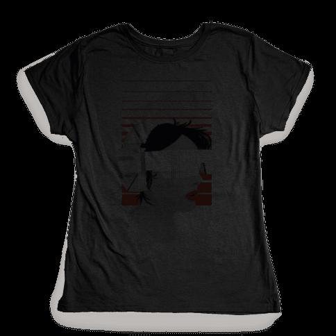 Eye-phone Womens T-Shirt