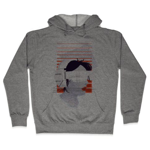 Eye-phone Hooded Sweatshirt