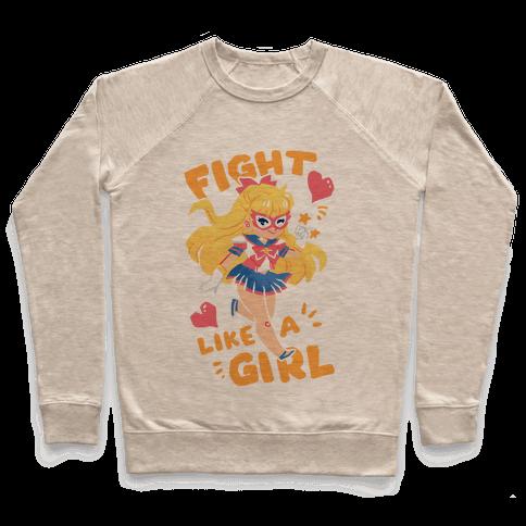 Fight Like A Girl: Venus Parody Pullover