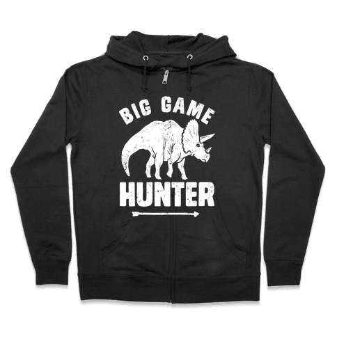 Big Game Hunter Zip Hoodie