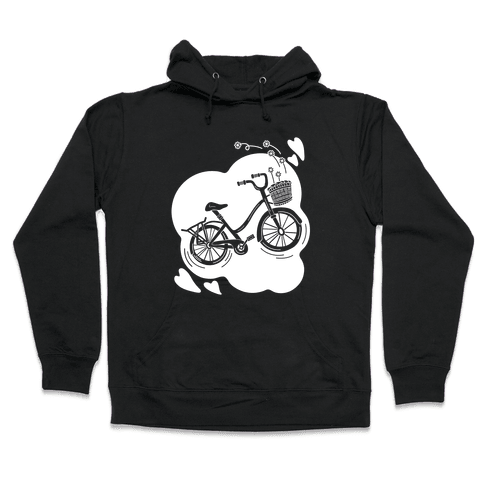 Pedal To The Metal Hooded Sweatshirt