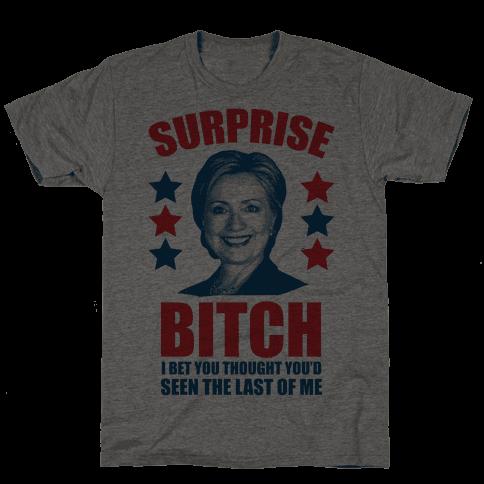 Surprise Bitch