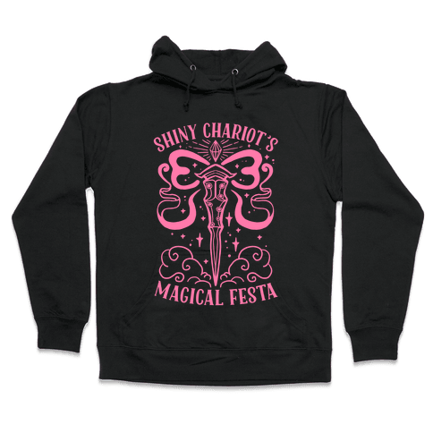 Shiny Chariot's Magical Festa Hooded Sweatshirt